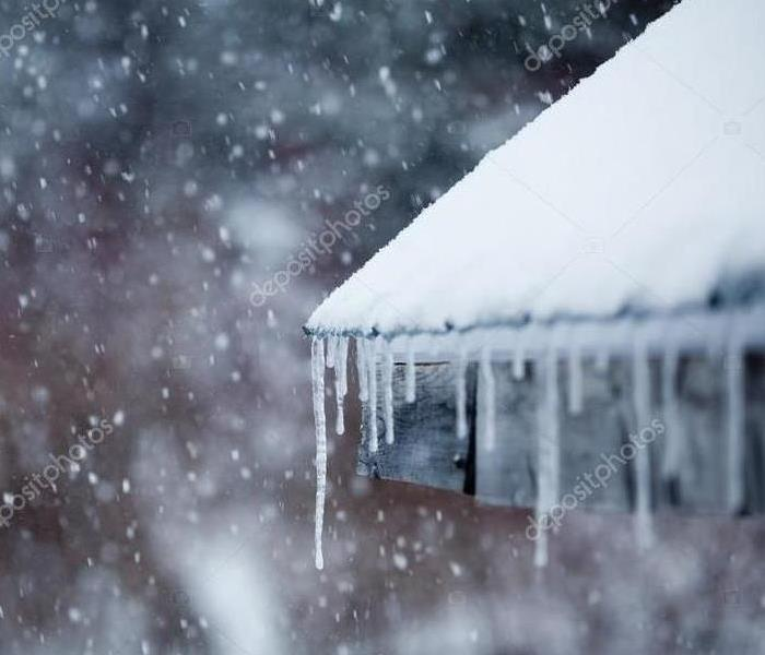 Water Damage Prevent Ice Dams Now